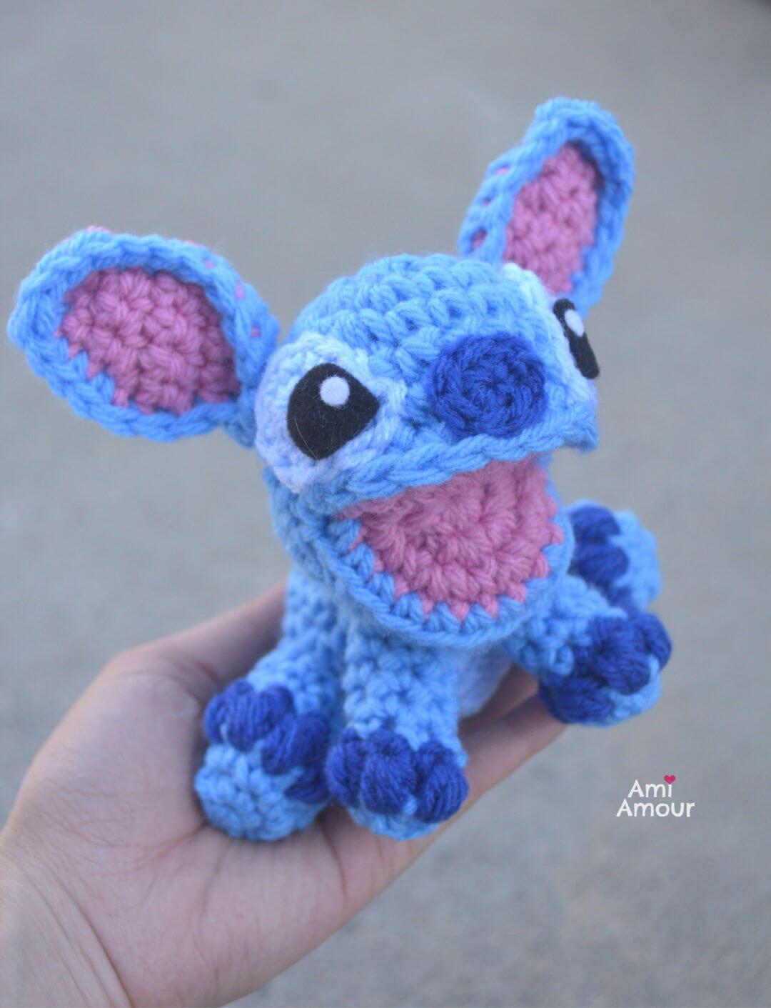 Stitch Sitting