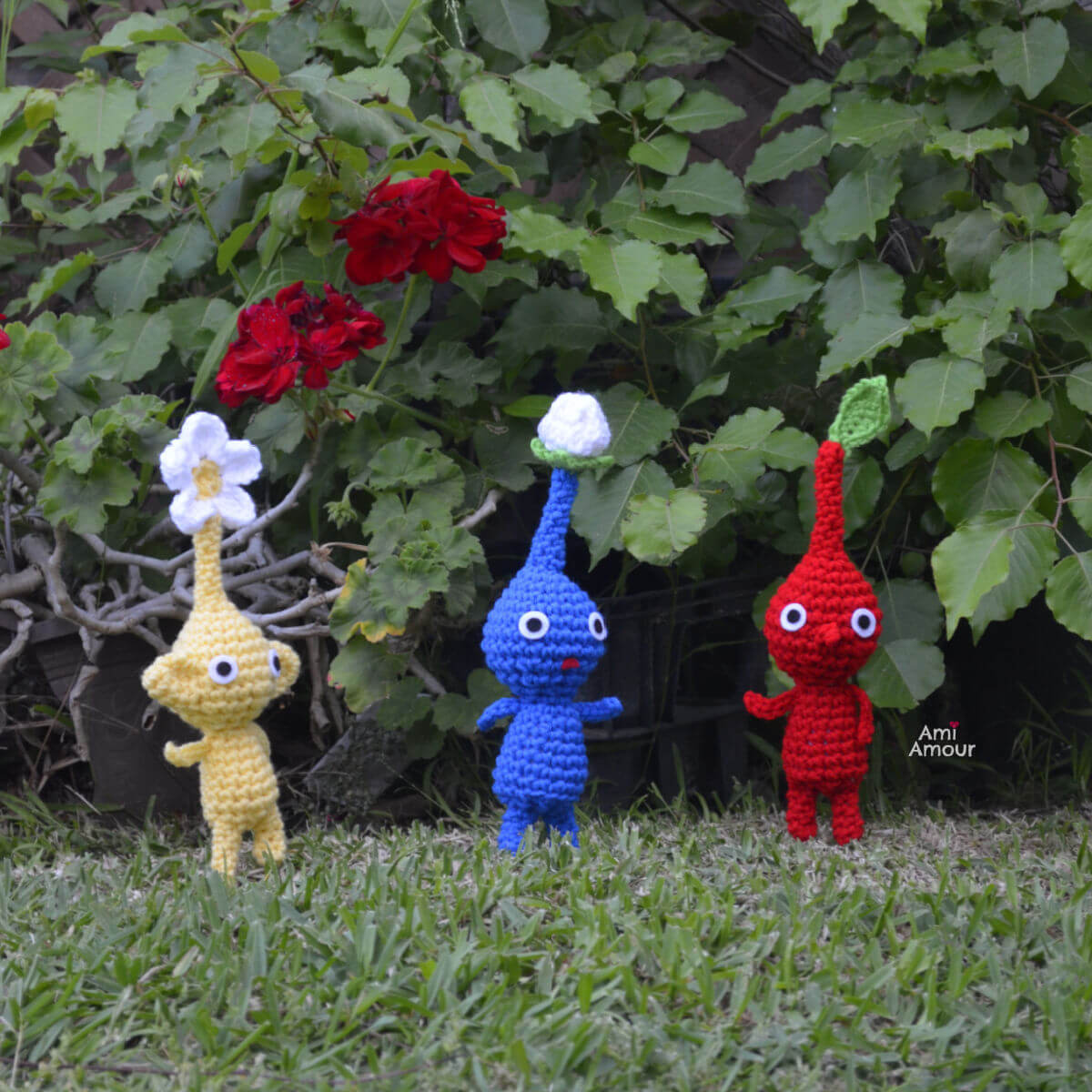 Pikmin in the Wild