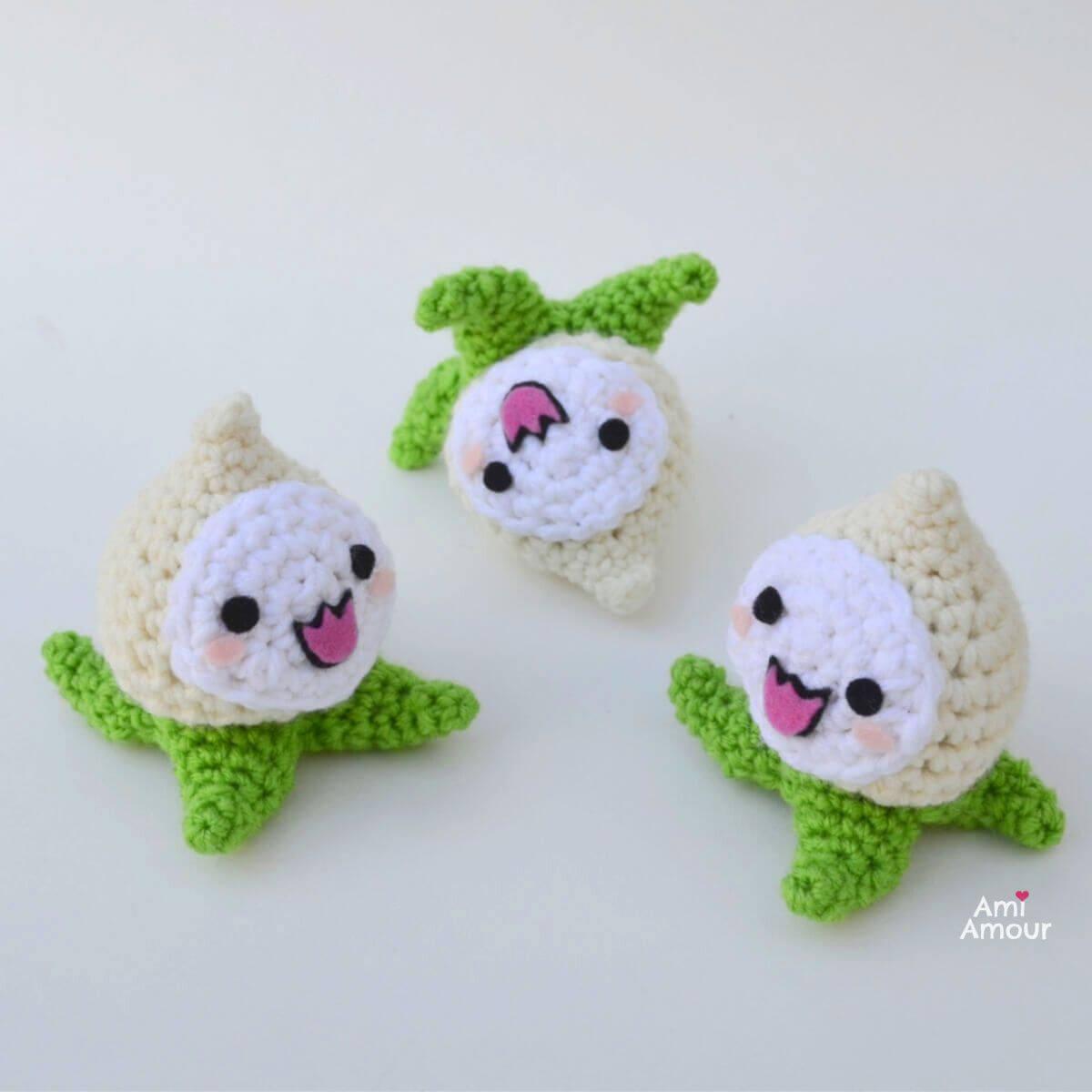 Crochet Pachimari Amigurumi Pattern