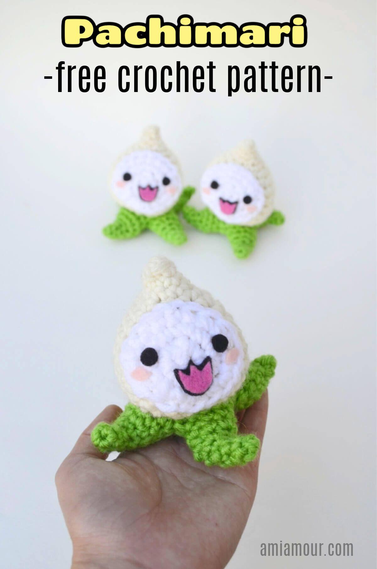 Pachimari - Free Crochet Pattern