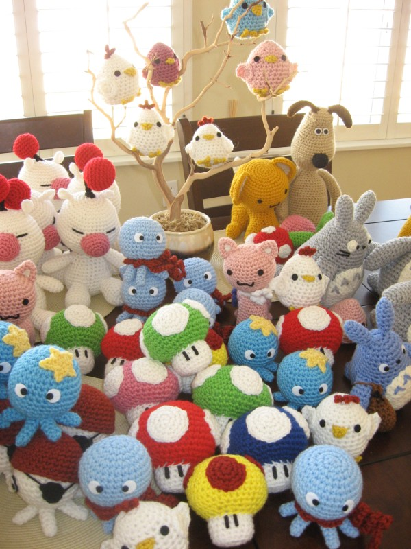 Épinglé par Sugar sur Crochet amigurumi ideas | Patron | 800x600